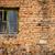 brick wal and window stock photo © taigi