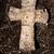 старые · крест · сельский · Церкви · пейзаж - Сток-фото © taigi