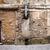 bruin · venster · deur · muur · gebouw - stockfoto © taigi