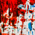 abstract · kunst · hand · geschilderd · Blauw · Rood - stockfoto © Taigi