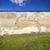 roto · yeso · pared · de · ladrillo · luz · del · sol · textura · graffiti - foto stock © taigi