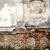 antigua · casa · roto · yeso · ventana - foto stock © taigi