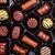 kutu · lezzetli · çikolata · şeker · tatlı · tatil - stok fotoğraf © taigi