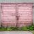 古い · 木製 · ゲート · ひびの入った · レンガの壁 · 家 - ストックフォト © taigi