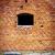 окна · красный · кирпичная · стена · город · стены · улице - Сток-фото © taigi