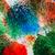 blu · spot · acquerello · abstract · mano · verniciato - foto d'archivio © taigi