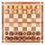 satranç · tahtası · tüm · yalıtılmış · beyaz · yandan · görünüş - stok fotoğraf © taigi