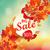big sale   autumn background stock photo © tandav