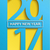 modern happy new year 2017 greeting card stock photo © tandav