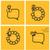 вектора · стиль · набор · Финансы · иконки · изолированный - Сток-фото © tandav