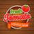 frescos · tomate · alimentos · orgánicos · etiqueta · etiqueta · cinta - foto stock © tandaV
