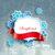 csodaország · pehely · karácsony · hópihe · keret · szoba - stock fotó © tandav