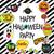 set of stylish halloween card stock photo © tandav