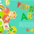 カラフル · 子供 · 芸術 · パレット · 漫画 · 実例 - ストックフォト © tandav