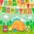 サマーキャンプ · 2016 · ポスター · スタイル · 学校 · 幸せ - ストックフォト © tandav