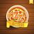 pizza design template stock photo © tandav
