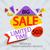 groot · verkoop · onbeperkt · tijd · 25 · procent - stockfoto © tandav