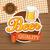 vintage · cerveza · pub · etiqueta · borracho · ganso - foto stock © tandav