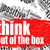 word cloud think out of the box stock photo © tang90246