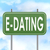 e dating road sign stock photo © tang90246