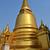 escultura · mitológico · guardião · palácio · Bangkok · Tailândia - foto stock © tang90246