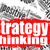 word cloud strategy thinking stock photo © tang90246