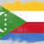 grunge · Comore-szigetek · zászló · vidék · hivatalos · színek - stock fotó © tang90246
