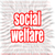 social welfare word cloud stock photo © tang90246