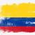 grunge · Colombia · zászló · vidék · hivatalos · színek - stock fotó © tang90246