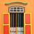 colorato · Windows · view · costruzione · casa - foto d'archivio © tang90246