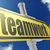 verkeersbord · business · weg · wolk · billboard - stockfoto © tang90246