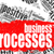 negócio · automação · verde · seta · slogan · cinza - foto stock © tang90246