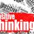 positivo · pensando · nuvem · da · palavra · digital · comprimido · copo - foto stock © tang90246