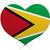 флаг · Гайана · иллюстрация · карта · Мир · путешествия - Сток-фото © tang90246