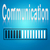 communication blue loading bar stock photo © tang90246