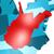 Virginia · térkép · 3D · forma · zászló · izolált - stock fotó © tang90246