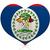 zászló · Belize · kettő · hullámos · zászlók · izolált - stock fotó © tang90246