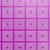 purple square pattern stock photo © tang90246
