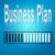 business plan blue loading bar stock photo © tang90246