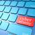clavier · vie · privée · bouton · orange · cadenas - photo stock © tang90246