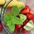 fresh fruits in the blender stock photo © tannjuska