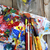 アクリル · 色 · 塗料 · パレット - ストックフォト © tannjuska