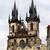 tyn church in prague czech republic stock photo © tannjuska