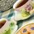güzel · eski · antika · çay · hizmet · stil - stok fotoğraf © tannjuska
