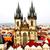 straten · Praag · toren · boom · natuur - stockfoto © tannjuska