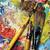 pinceaux · fond · art · éducation - photo stock © tannjuska
