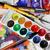 art · palette · pinceaux · couleurs - photo stock © tannjuska