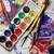 芸術 · パレット · 色 - ストックフォト © tannjuska