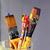 кисти · множественный · краской · древесины · аннотация · фон - Сток-фото © tannjuska