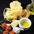 tradicional · comida · italiana · tagliatelle · ingredientes · pasta · como - foto stock © tannjuska